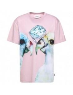 Camiseta Diamond Perroquet