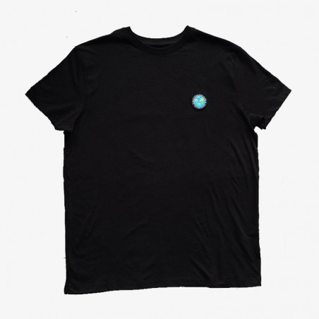 CAMISETA ALL ONE  ALL PLACES ALL RACES BLACK
