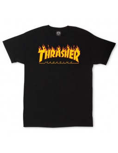 THRASHER MAGAZINE FLAME